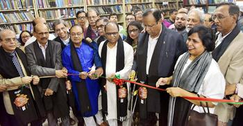 জাতীয় প্রেস ক্লাবে মুক্তিযুদ্ধ কর্নার উদ্বোধন