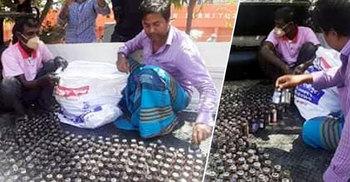 করোনা আতঙ্কে ফাঁকা ঢাকায় সুযোগ নিচ্ছে মাদক ব্যবসায়ীরা