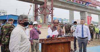 পদ্মা সেতুর সড়কপথ উদ্বোধনের দিনই চলবে ট্রেন : রেলমন্ত্রী