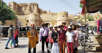 রাজস্থানে আনন্দ ভ্রমণ : পর্ব ০৫