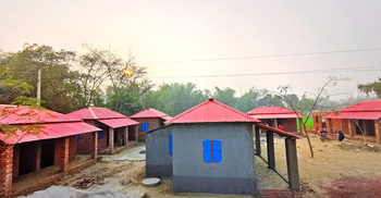 রংপুর বিভাগের ঘরহারা ১৩ হাজার পরিবার পাচ্ছে শান্তির নীড়