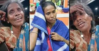 অহঙ্কারে পতন : আবারও স্টেশনে ভিক্ষে করছেন রানু মণ্ডল