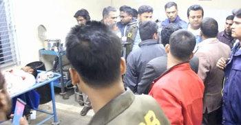 চাঁপাইনবাবগঞ্জে শিশুধর্ষণ ও হত্যাকারী 'বন্দুকযুদ্ধে' নিহত