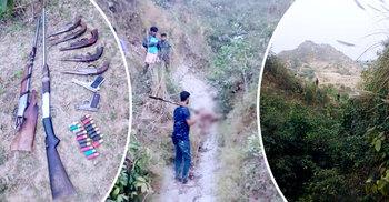 র্যাবের সঙ্গে 'গোলাগুলিতে' ৩ রোহিঙ্গা সন্ত্রাসী নিহত
