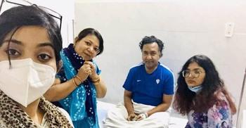 সপরিবারে করোনা আক্রান্ত বিএনপি নেতা সোহেল