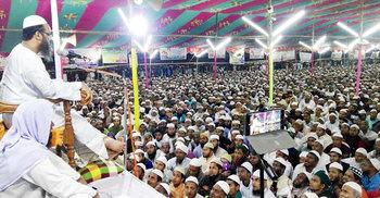 'ইসলাম নিয়ে আজ ষড়যন্ত্র চলছে'