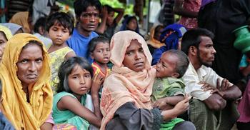 রোহিঙ্গাদের জন্য ভারতের ত্রাণ সহায়তার পঞ্চম চালান হস্তান্তর