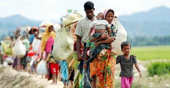 রোহিঙ্গা প্রত্যাবাসন নিয়ে ত্রিপক্ষীয় বৈঠক দুপুরে