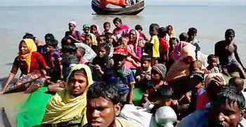 সাগর থেকে উদ্ধারকৃত রোহিঙ্গাদের বাংলাদেশে পাঠাতে চায় ভারত