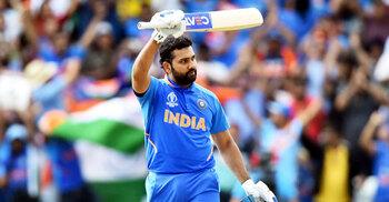 'ভারতীয় ক্রিকেটার' পরিচয় মুছে দিয়েছেন রোহিত!