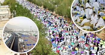 হজে অংশগ্রহণকারী মুসলিম রাষ্ট্রদূতদের আবেগঘন স্মৃতিচারণ