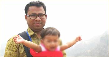 করোনায় প্রতিবেশীকে সাহায্য করলে ৫ নম্বর দেবেন রাবি শিক্ষক