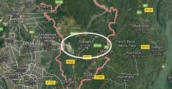 রূপগঞ্জের চনপাড়ায় মাদক ব্যবসায়ীদের সংঘর্ষে ২০ জন আহত