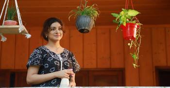 প্রযোজক সোহানা সাবা, চমক দিলেন ওয়েব সিরিজে