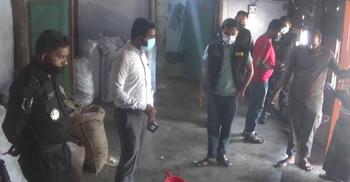 কিশোরগঞ্জে বিড়ি কারাখানা সিলগালা, ৫০ হাজার টাকা জরিমানা