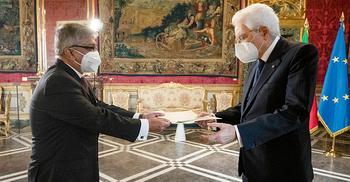 বাংলাদেশের সাফল্যের প্রশংসা করলেন ইতালির রাষ্ট্রপতি