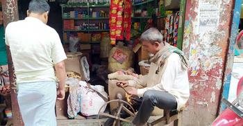 কুরবানি এলেই চোখে পড়ে 'শান মেশিন'