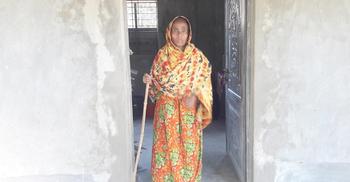 শিক্ষা কর্মকর্তার 'গৃহহীন' মেয়ের ঘরের ব্যবস্থা করলেন ইউএনও