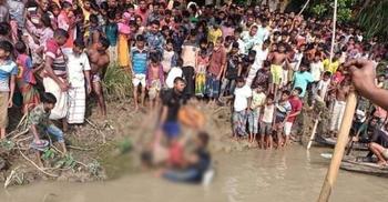 সিরাজগঞ্জে নদীতে নিখোঁজ স্কুলছাত্রের মরদেহ উদ্ধার