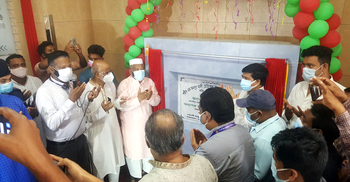 নবনির্মিত শহীদ এম মনসুর আলী মেডিকেলে বহির্বিভাগ চালু