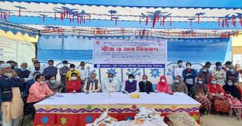 সিরাজগঞ্জের এক লাখ ৩৮ হাজার ক্ষতিগ্রস্ত কৃষক পাচ্ছেন সার-বীজ
