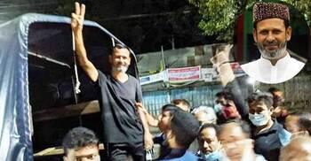 নাশকতা মামলায় সিরাজগঞ্জ জেলা বিএনপির সাংগঠনিক সম্পাদক গ্রেফতার