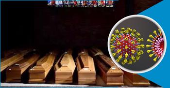 স্পেনে ২৪ ঘণ্টায় রেকর্ড মৃত্যু ৮৬৪ জনের, আক্রান্ত লাখ ছাড়াল