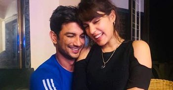 Rhea pens emotional note for Sushant