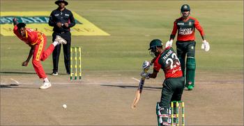 সেই জিম্বাবুয়ের বিপক্ষেই দ্বিতীয় সেরা রান তাড়ার রেকর্ড টাইগারদের
