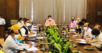 ঢাকায় সমন্বিত মহাপরিকল্পনা প্রণয়নের উদ্যোগ নেয়া হয়েছে : তাপস