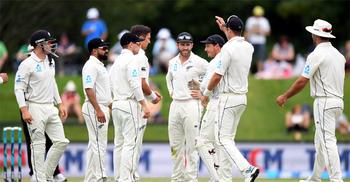 নিউজিল্যান্ডের টেস্ট দলে তিন নতুন মুখ