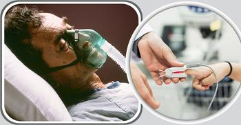 করোনায় শরীরের অক্সিজেন লেভেল যেভাবে ঠিক রাখবেন