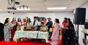 সাম্প্রদায়িক হামলা-নির্যাতনের প্রতিবাদ কানাডা উদীচীর
