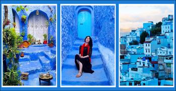 নীল রঙের এক শহর, জেনে নিন রহস্য
