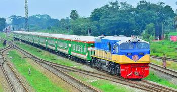 উত্তরবঙ্গের সঙ্গে ঢাকার রেল যোগাযোগ স্বাভাবিক