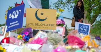 কানাডায় মুসলিম হত্যা: সন্ত্রাসী হামলার দায়ে বিচার শুরু