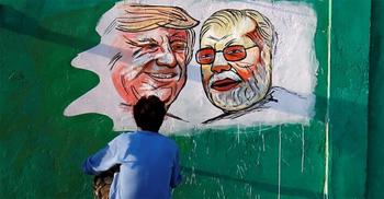 ভারত সফরে 'দুর্দান্ত' বাণিজ্য চুক্তি হতে পারে : ট্রাম্প
