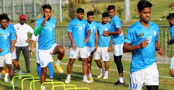 যুব ফুটবলে মুখোমুখি বাংলাদেশ-কুয়েত