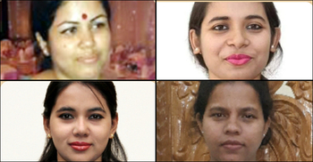 করোনাকালেও কাজ করে চলেছেন নোয়াখালীর চার নারী ইউএনও