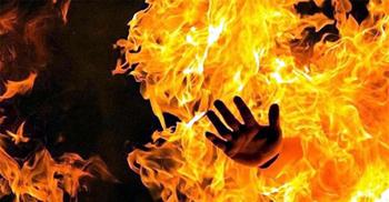 সংসার করতে স্ত্রীর অস্বীকৃতি, গায়ে কেরোসিন ঢেলে স্বামীর আত্মহত্যা