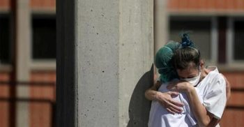 স্পেনে মৃতের সংখ্যা ১০ হাজার পার, একদিনে প্রাণ গেল আরও ৯৫০ জনের