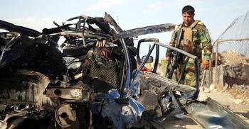 সহিংসতায় আফগানিস্তানে রেকর্ড সংখ্যক বেসামরিক নাগরিক নিহত