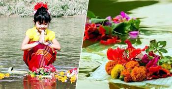 রাঙ্গামাটিতে করোনায় মলিন বৈসাবি