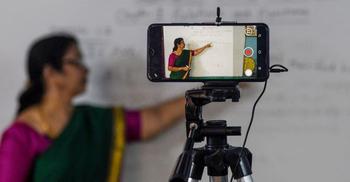 ভার্চুয়ালি শিক্ষক-শিক্ষার্থীর সমন্বয় বাড়াতে চায় শিক্ষা মন্ত্রণালয়