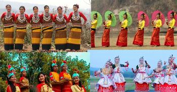 কোরিয়ায় আদিবাসীদের মনোজ্ঞ উপস্থাপনায় বাংলা নববর্ষ উদযাপন