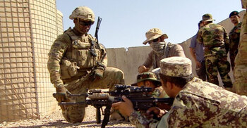 ১১ সেপ্টেম্বরের মধ্যে আফগানিস্তান ছাড়বে মার্কিন সেনারা