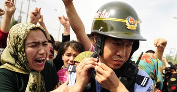 যুক্তরাষ্ট্রের উইঘুর বিল আন্তর্জাতিক আইনের লঙ্ঘন : চীন