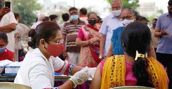 ভারতে চার দিনের টিকা উৎসব শুরু