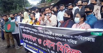 কুমিল্লার ঘটনায় 'সরকারের দায়' দেখছেন নুর