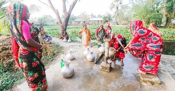 দেশের দক্ষিণাঞ্চলে তীব্র পানি সংকট : বিশ্বনেতাদের পদক্ষেপ দাবি